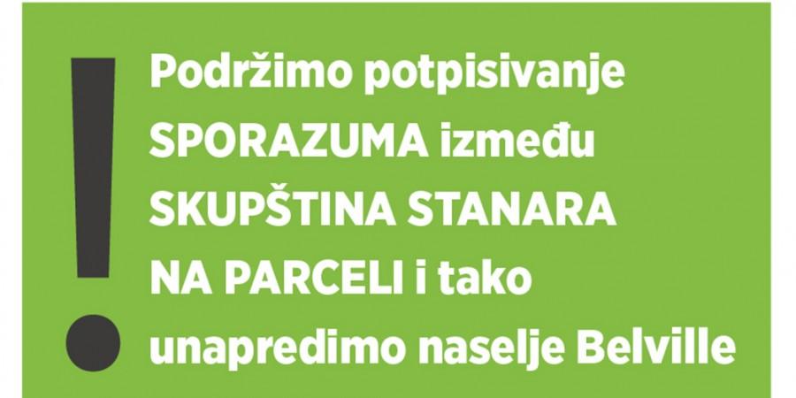 : SPORAZUM!