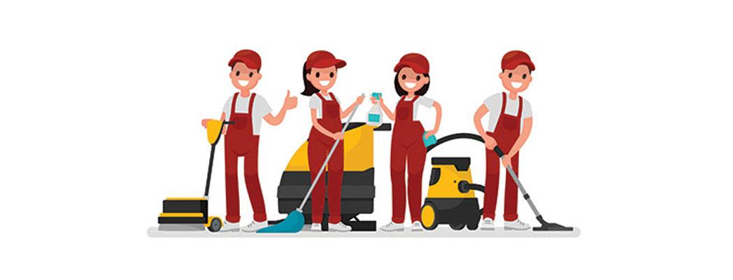 Godišnje čišćenje zgrade 19-29.4.