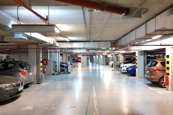 Garaža na GP3 – opravke i unapređenja